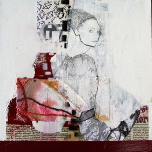 Rie Broedsgaard collage